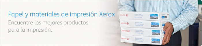 Antalis - Now the exclusive distributor of Xerox Paper and Print Media
