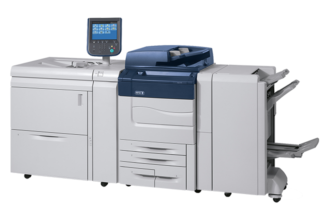 Specifications for Xerox Color C60/C70 Printer