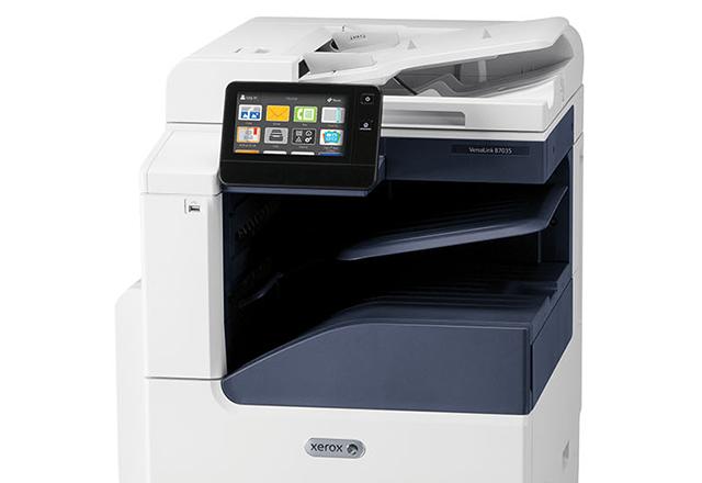 Multifuncional en color Xerox® VersaLink® B7025/B7030/B7035