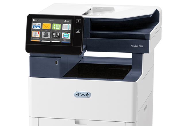 Multifuncional en color Xerox® VersaLink® C505