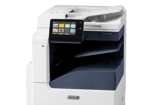 Multifuncional en color Xerox® VersaLink® C7020/C7025/C7030