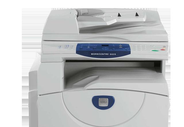 Workcentre 5020 Impresoras Multifunci 243 N Blanco Y Negro Xerox