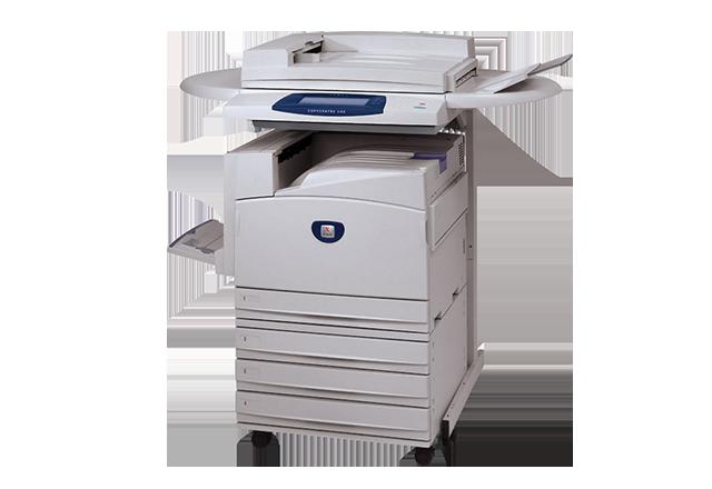 WorkCentre Pro 40 Sistema multifunción en color
