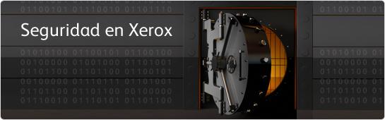 Seguridad en Xerox